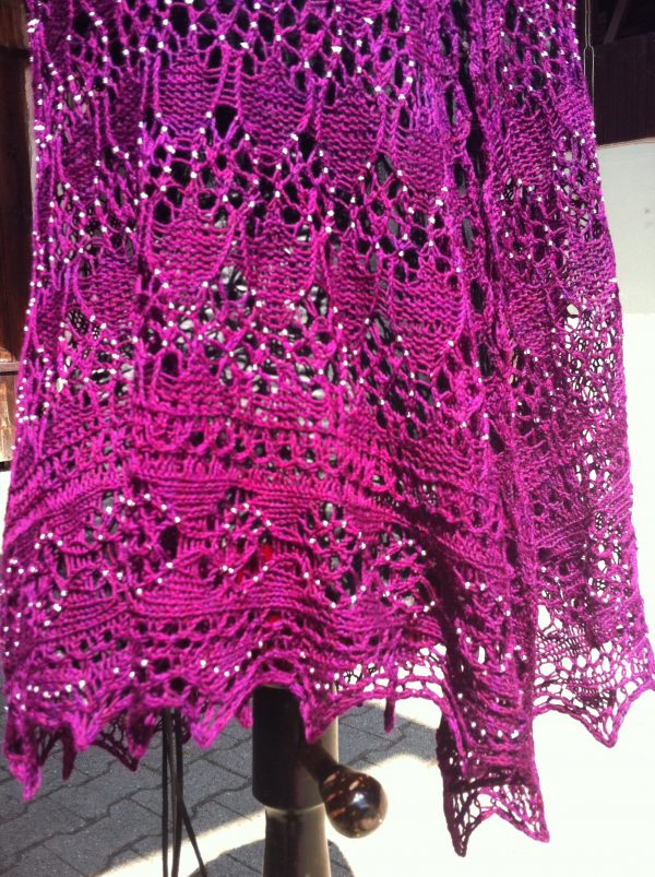 Susanne Shawl pattern