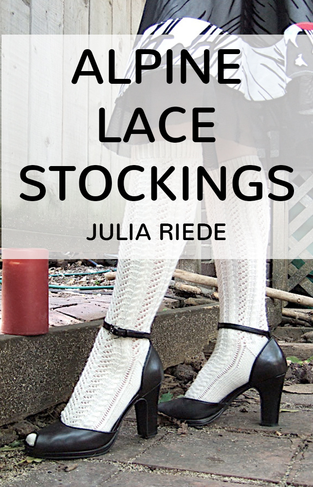 Alpine Lace Stockings