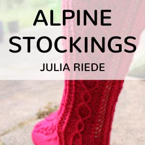 More Alpine Stockings
