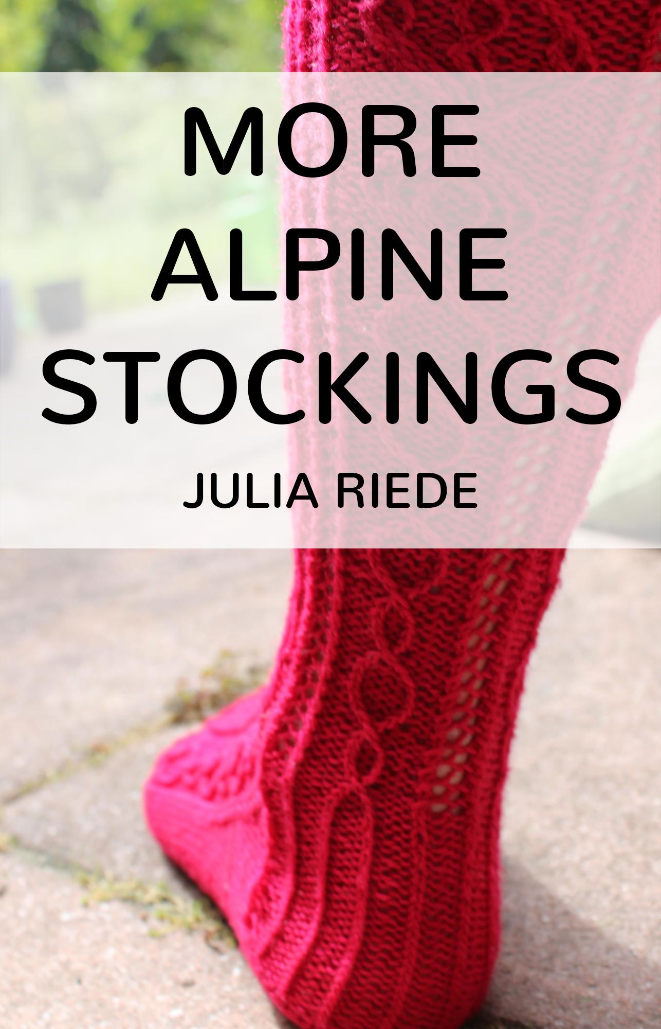 More Alpine Stockings