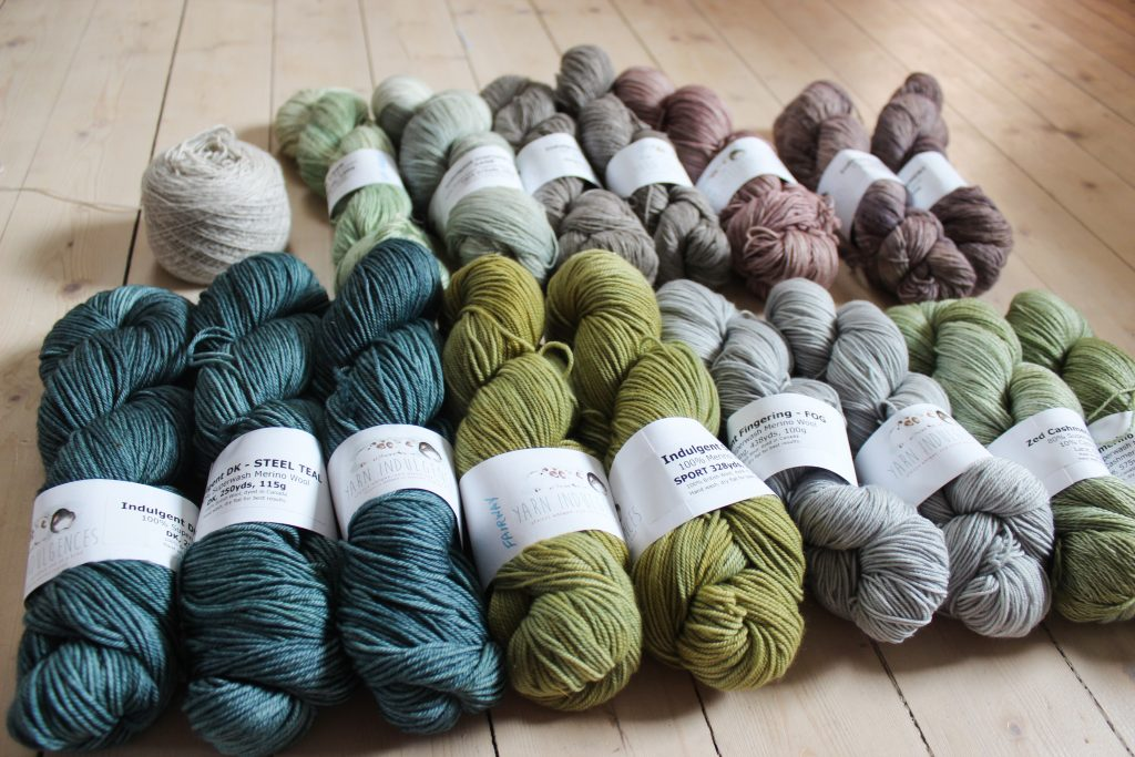 Yarn Support for Plant Anatomy