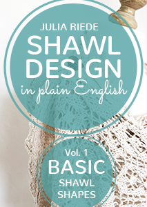 Shawl Design in Plain English Volume 1