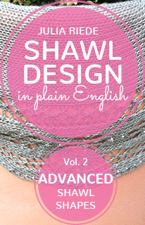 Shawl Design in Plain English Volume 2