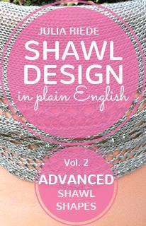 Shawl Design in Plain English Volume 2