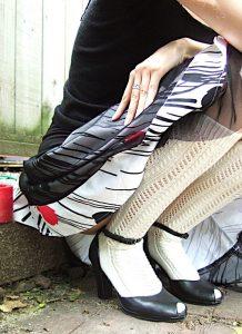 Strausserl Stockings