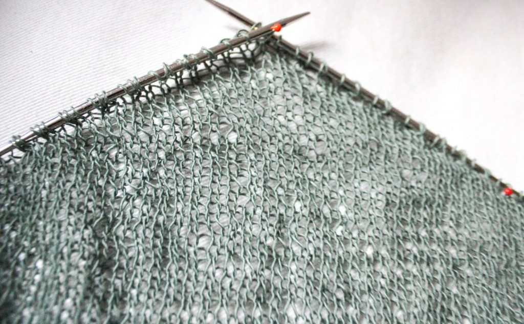 Knitting Extra Stitch Each Row : The Complete Guide to Knitting Short Rows - knitting.today
