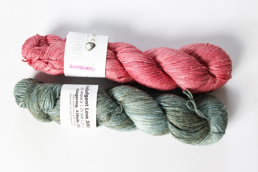 Yarn Porn Day #1: Yarn Indulgences Indulgent Love