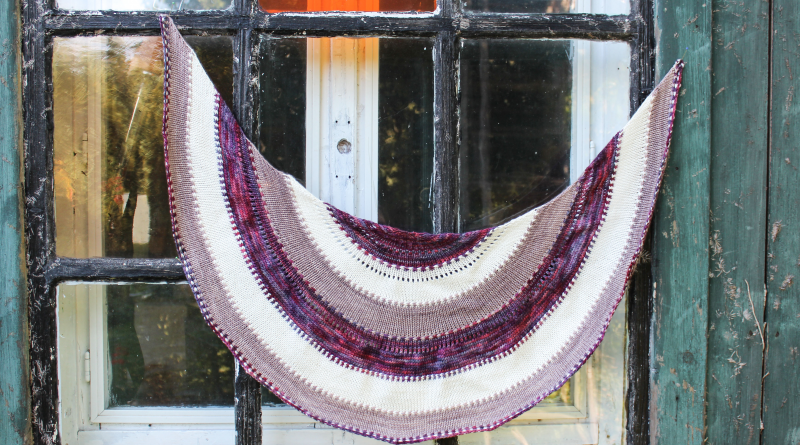 How To Knit Crescent Shawls The Ultimate Tutorial Knittingday