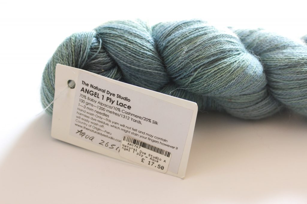 Yarn Porn: The Natural Dye Studio Angel