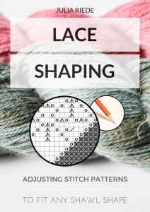 Lace Shaping Book