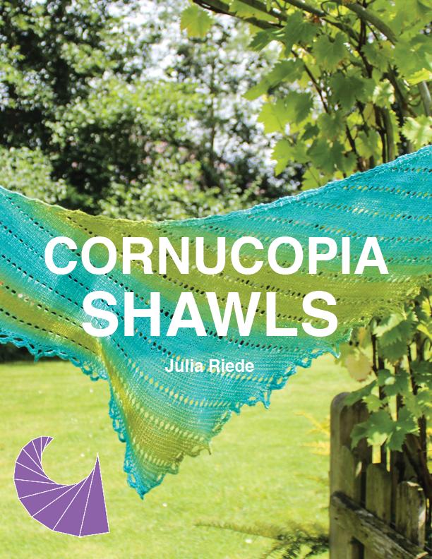 Cornucopia Shawls Book
