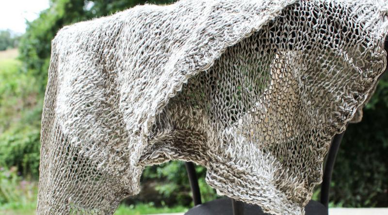 Exotic Shawl Shapes in Shawl Design