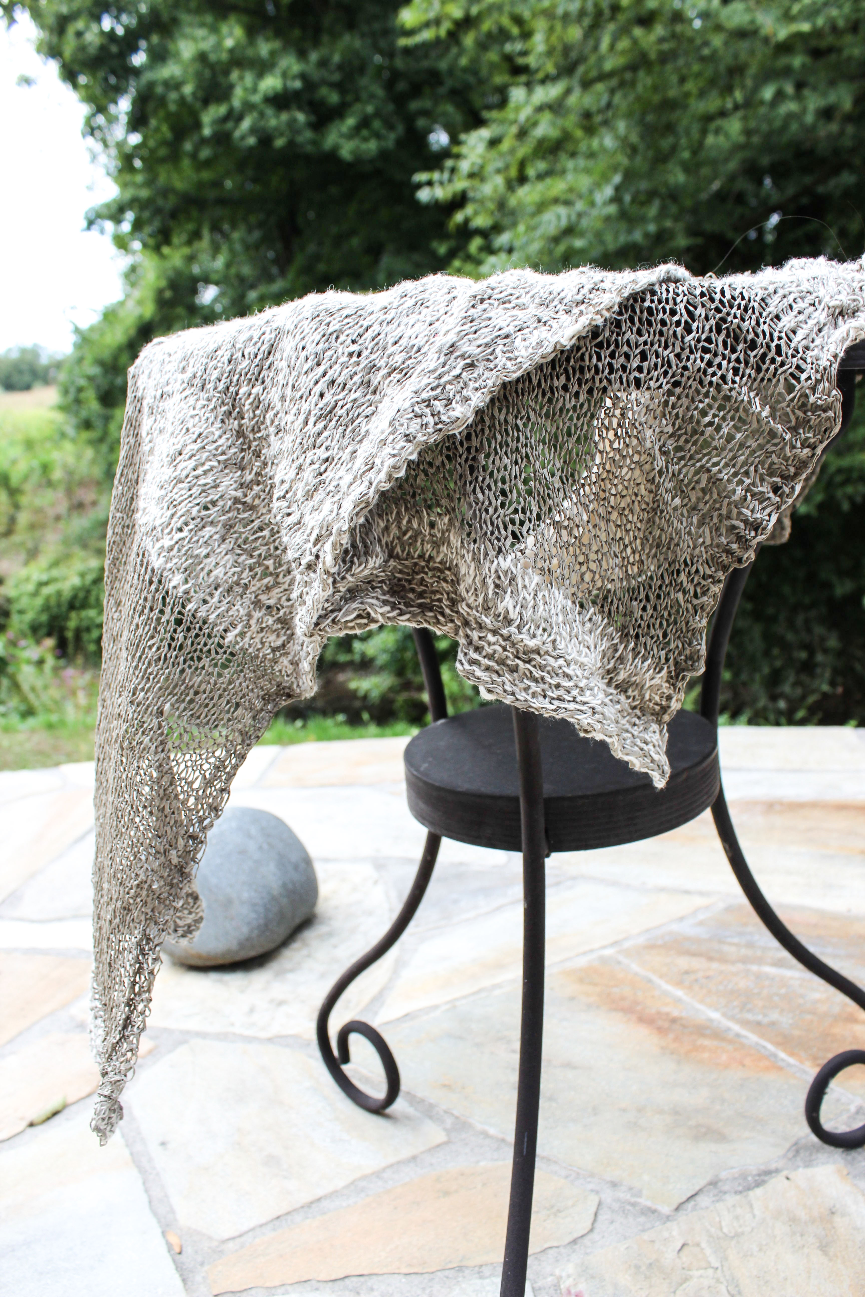 The S Curve Shawl