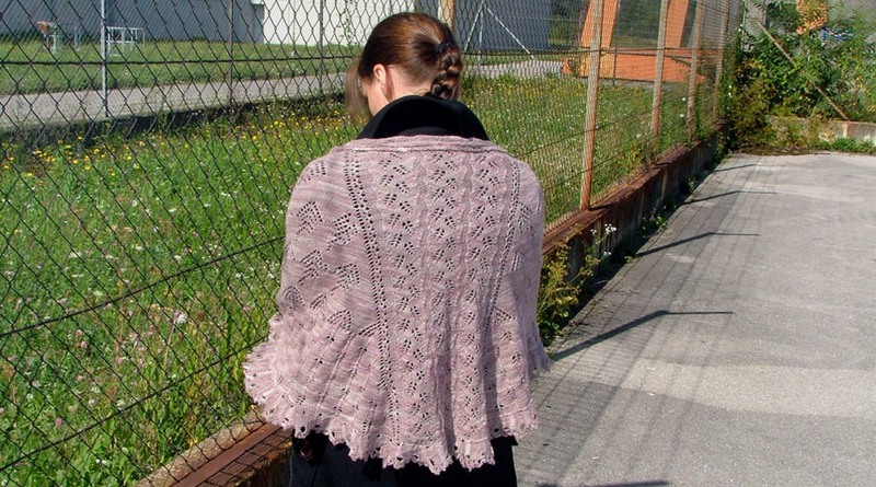 Faroese Shawl Lace Stitch Patterns