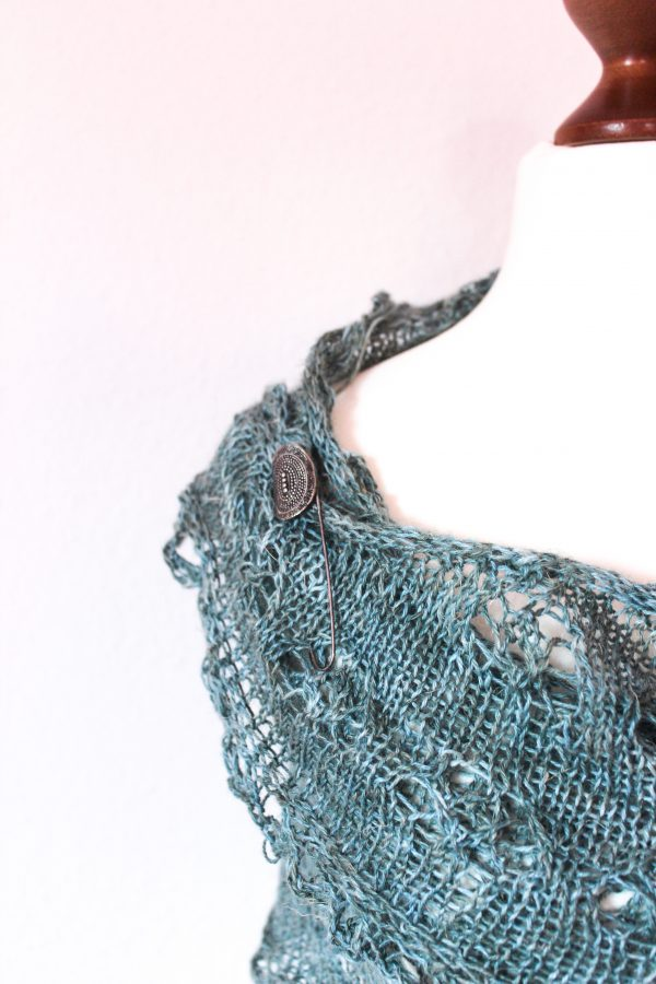 Bluegrass Shawl Knitting Pattern