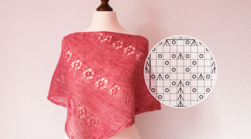 Cornucopia Shawl Stitch Patterns: Lace Knitting Charts for Cornucopia Shawls