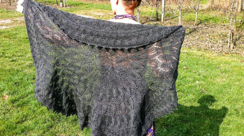 Lace Knitting Charts: Circular Shawls