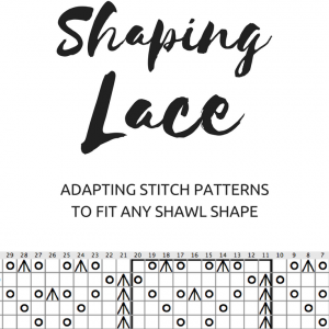 Shaping Lace Book