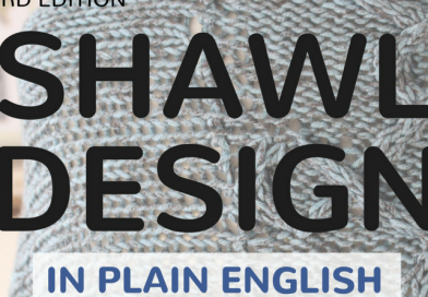 Shawl Design in Plain English 2017: The 3rd Edition