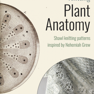 Knitting Plant Anatomy Book Cover