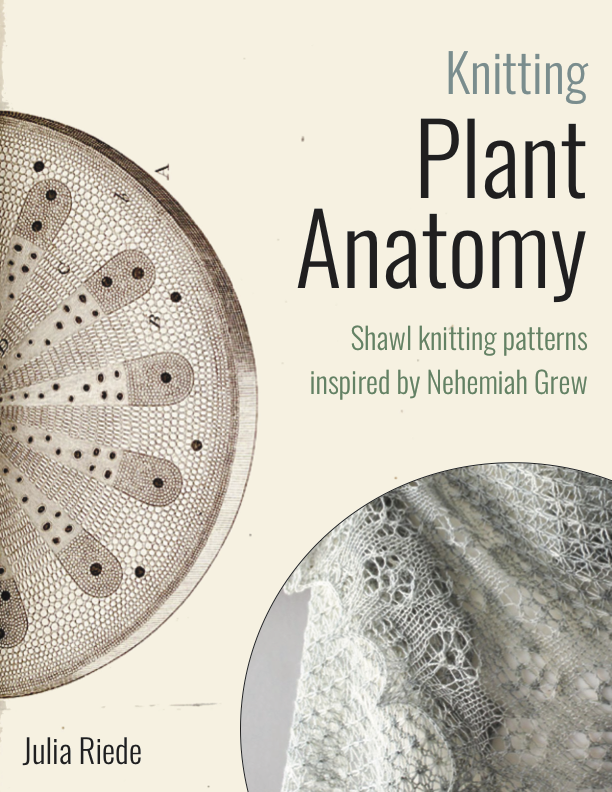 Adjustable Book Cover Pattern : Knitting plant anatomy book today