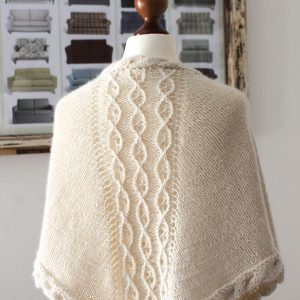 Snow White's DNA knitting pattern by Julia Riede