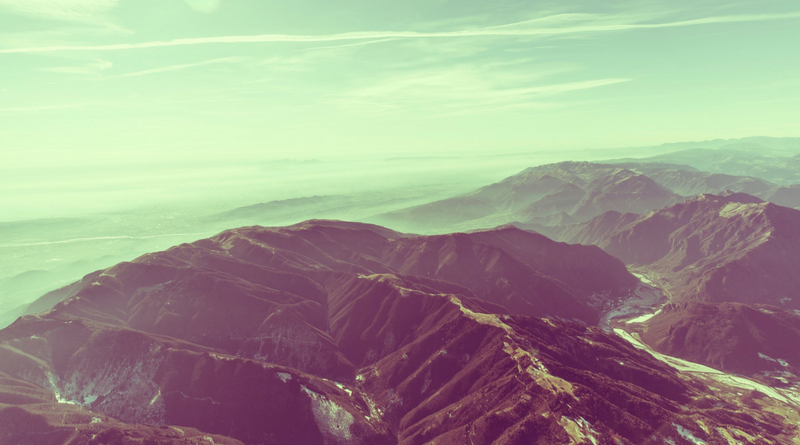 Constructing New Shawl Shapes - At 36.000 Feet Altitude