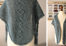 The Aegean Sea Shawl Knitting Pattern