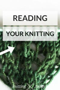 Reading your knitting