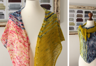 Shawls for Spring Cleaning