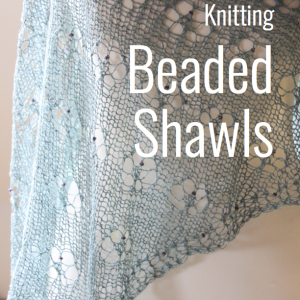 Beaded Shawls Cover