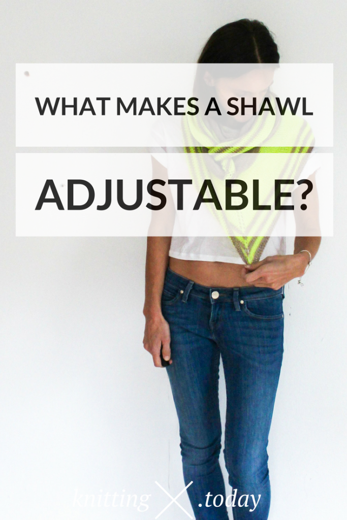 What Makes a Shawl Adjustable