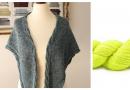 Adjustable Shawls: Example Patterns
