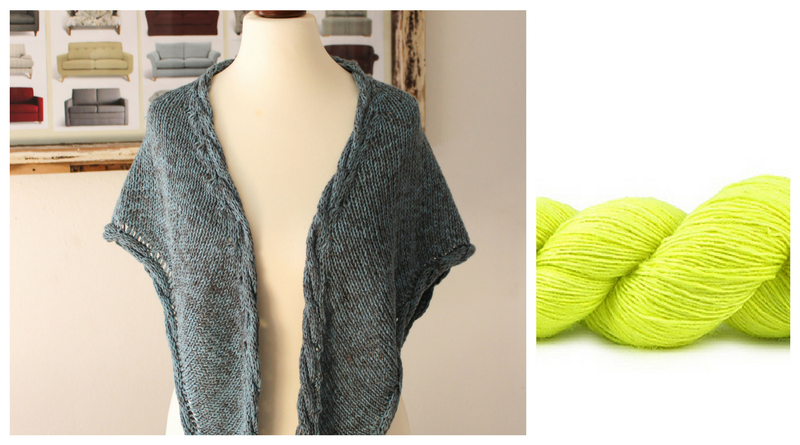 Adjustable Shawls Example Patterns