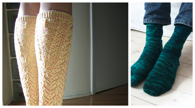 Knitting Sock Cuffs - Sock Knitting for Everybody