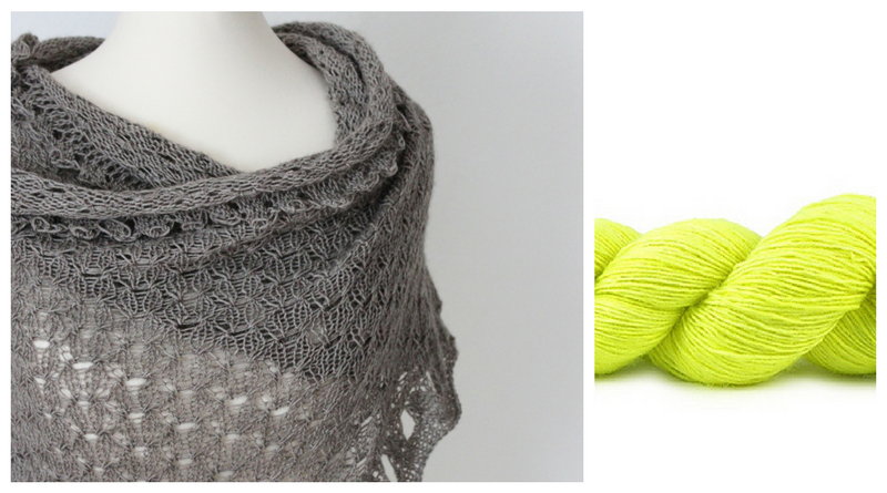 Resizing Existing Shawl Knitting Patterns