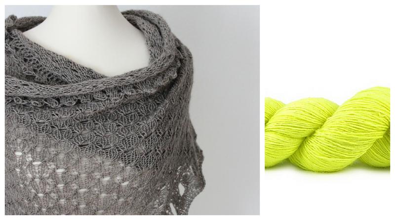 Resizing Existing Shawl Knitting Patterns