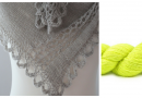 Resizing Vortex Shawls: Adjustable Vortex and Swirl Shawls