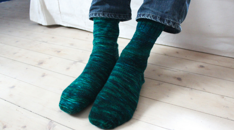 Sock Knitting Tutorial for Everybody
