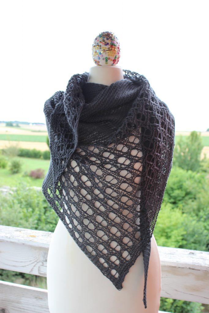 5000 Shawl Knitters Knitting Pattern