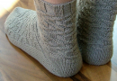Sock Knitting for Everybody - Resizing Socks