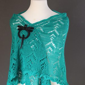 Reichraming shawl knitting pattern