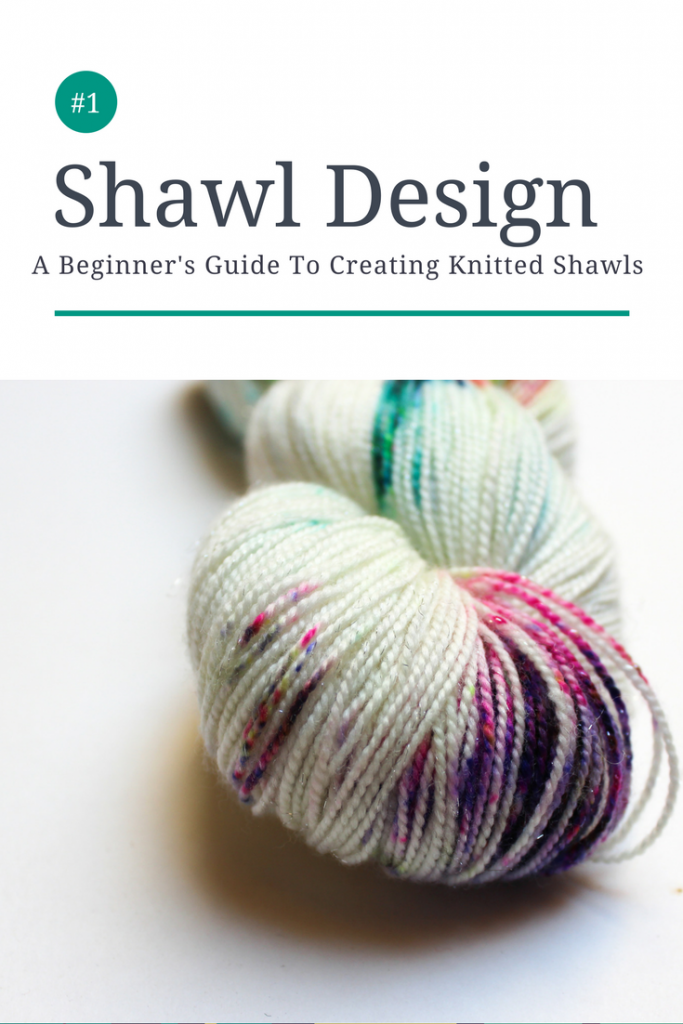 Shawl Design for Beginners