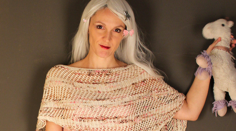 New Release: The Baby Unicorn Shawl