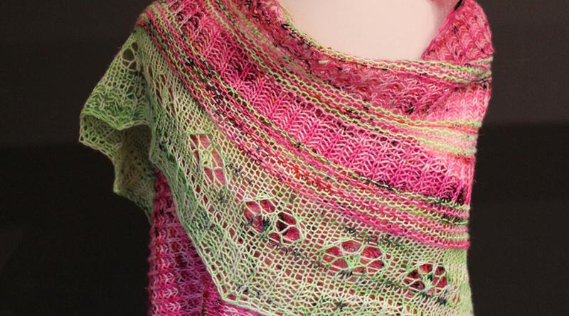 Empress Unicorn Shawl Knitting Pattern Unicorn Knits Knittingday