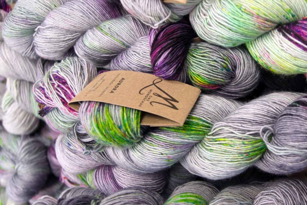 Mondschaf Yarns cooperation