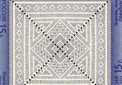 How to Knit Orenburg Lace