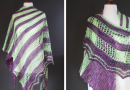 The Paranoid Unicorn Shawl
