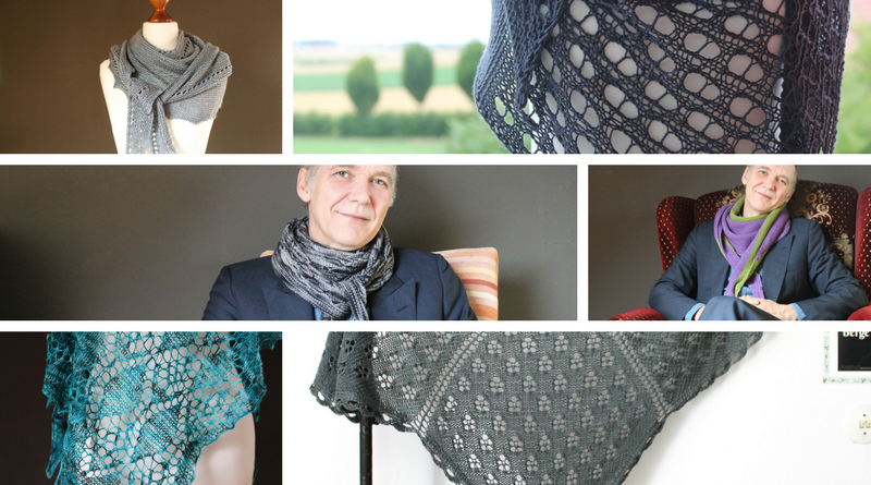 Unisex Shawls Patterns