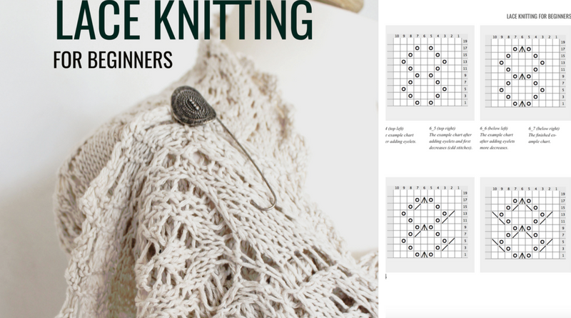 Introducing Lace Knitting for Beginners